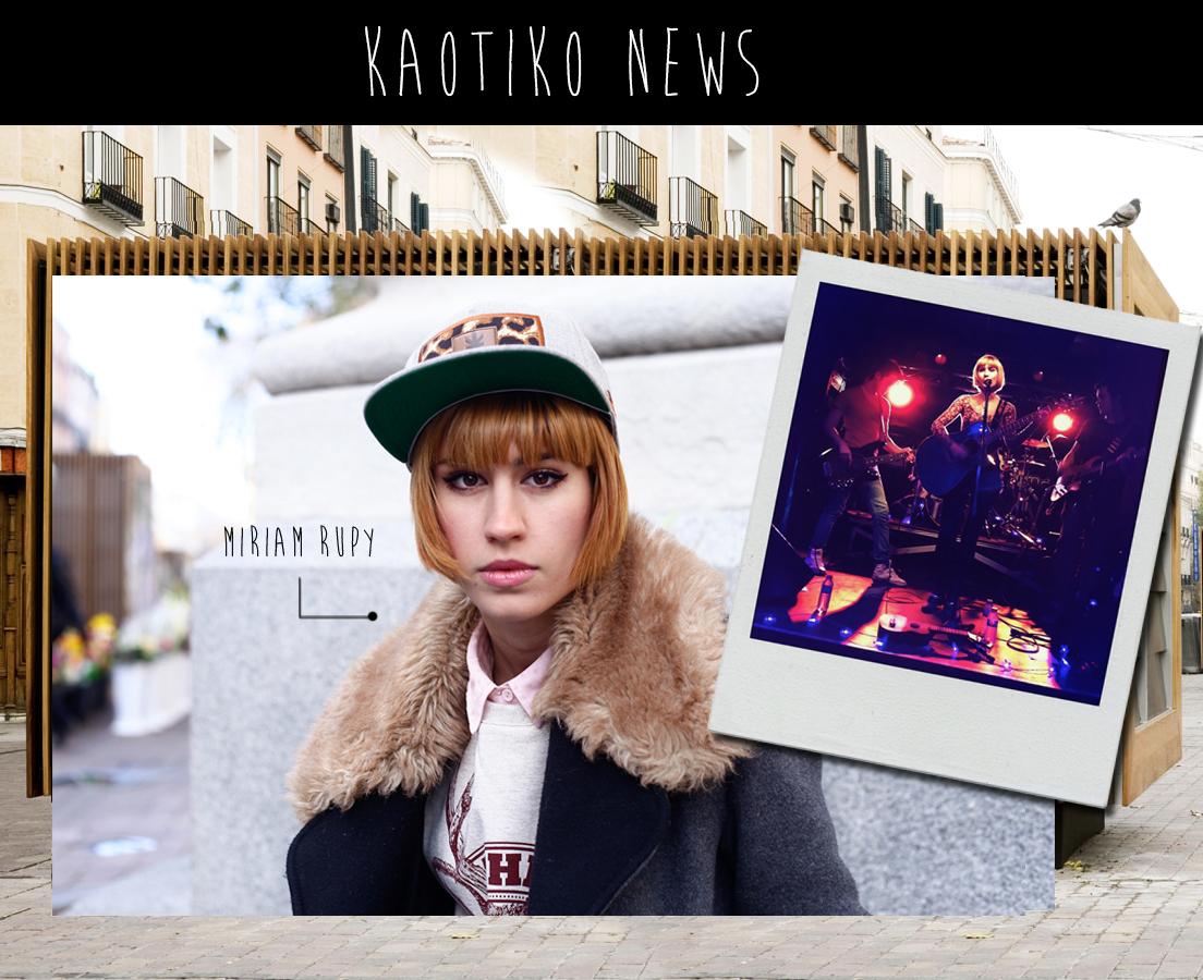 Kaotiko News miriamRupy · Street Style