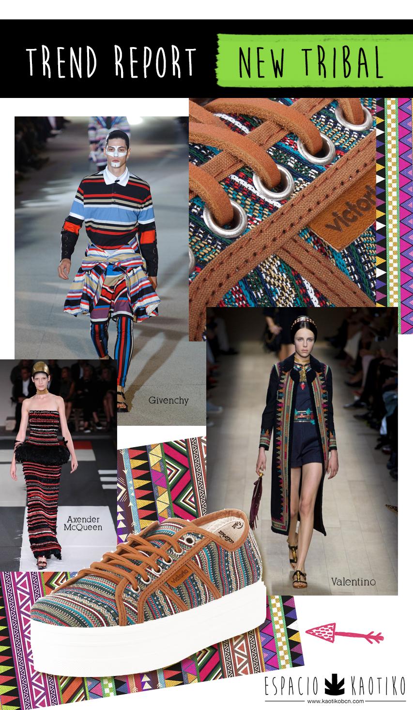 Kaotiko StreetStyle Trend Report · Tribal Print fashion