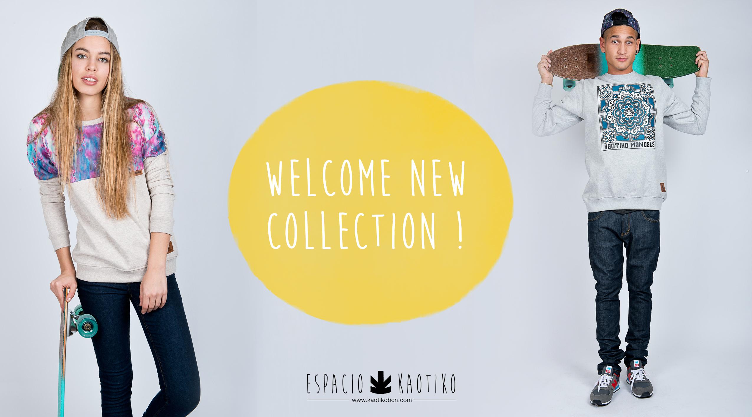 New Collection Kaotiko Street Style