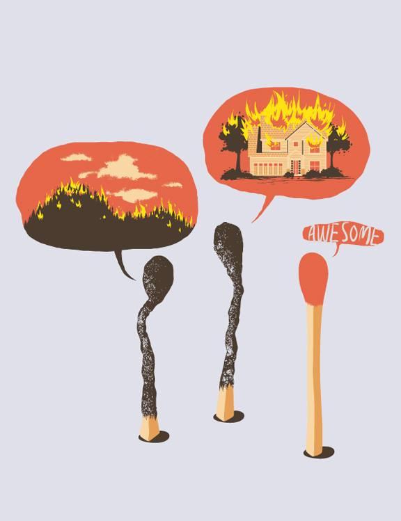 Ilustraciones creativas en Blog Kaotiko