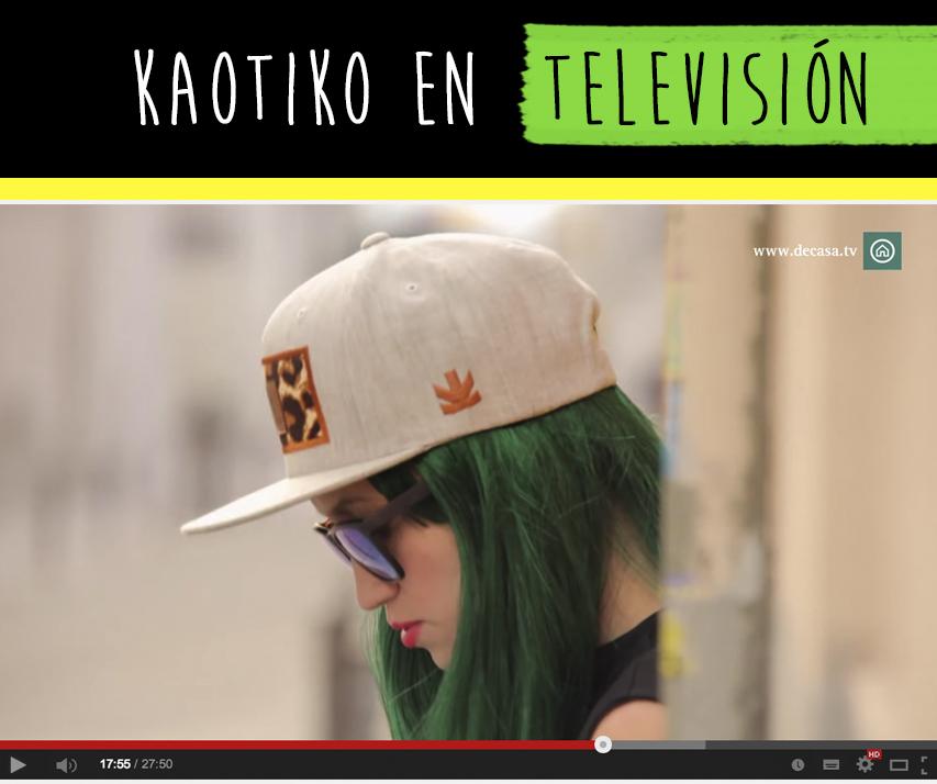 KAOTIKO TV Blog