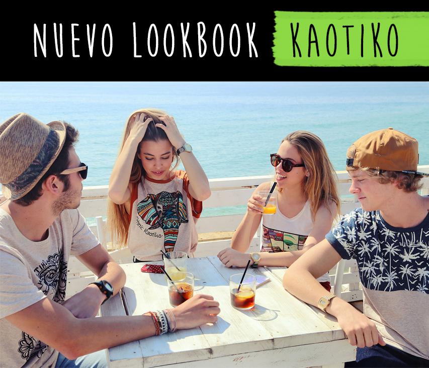LOOKBOOK Kaotiko Streetwear