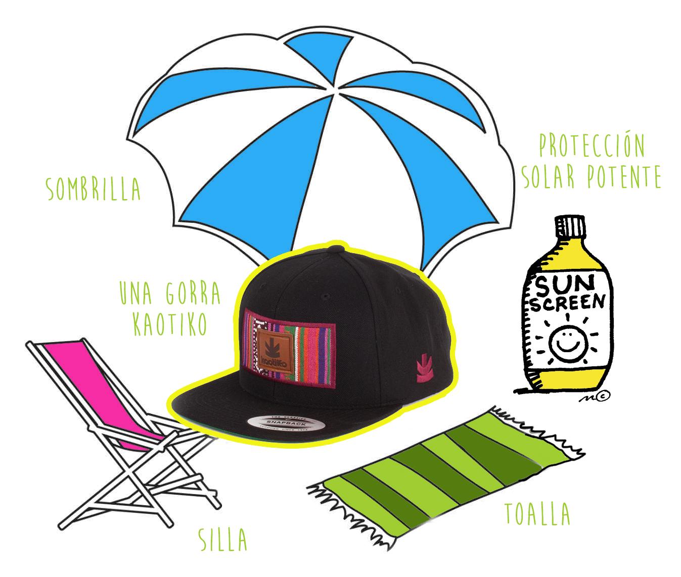 playa summer time Kaotiko