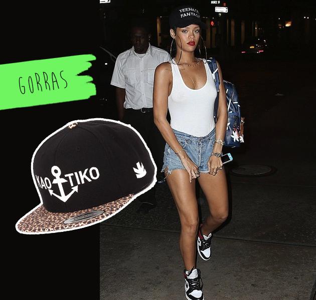 Gorras streetwear