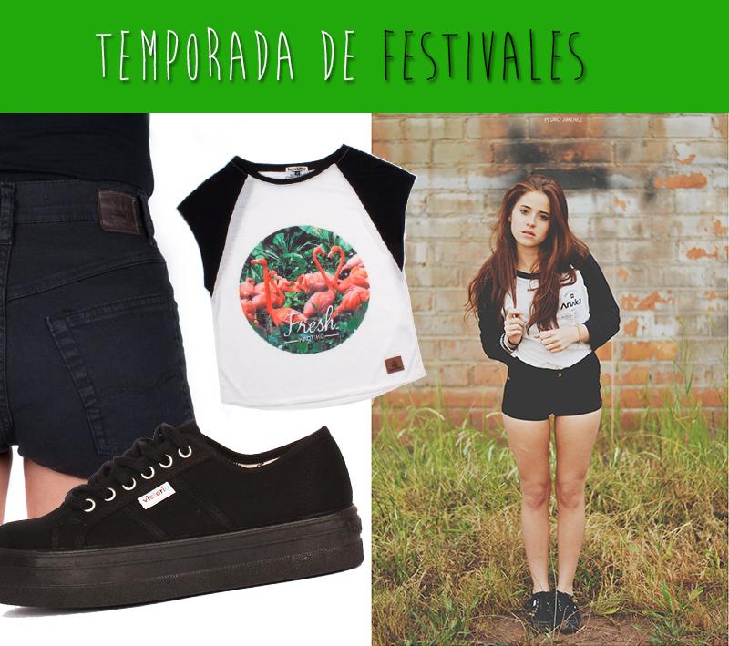 Festivales Look Streetwear
