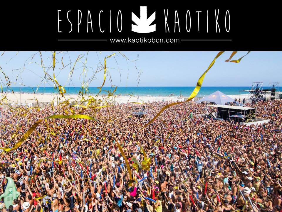 Arenal Sound-Kaotiko