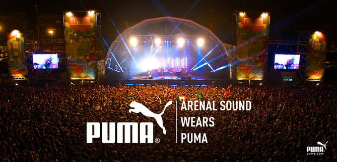 PUMA loves Arenal H