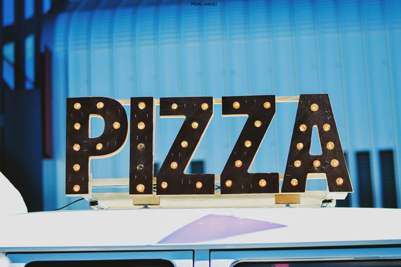 Pizza · blok kaotiko