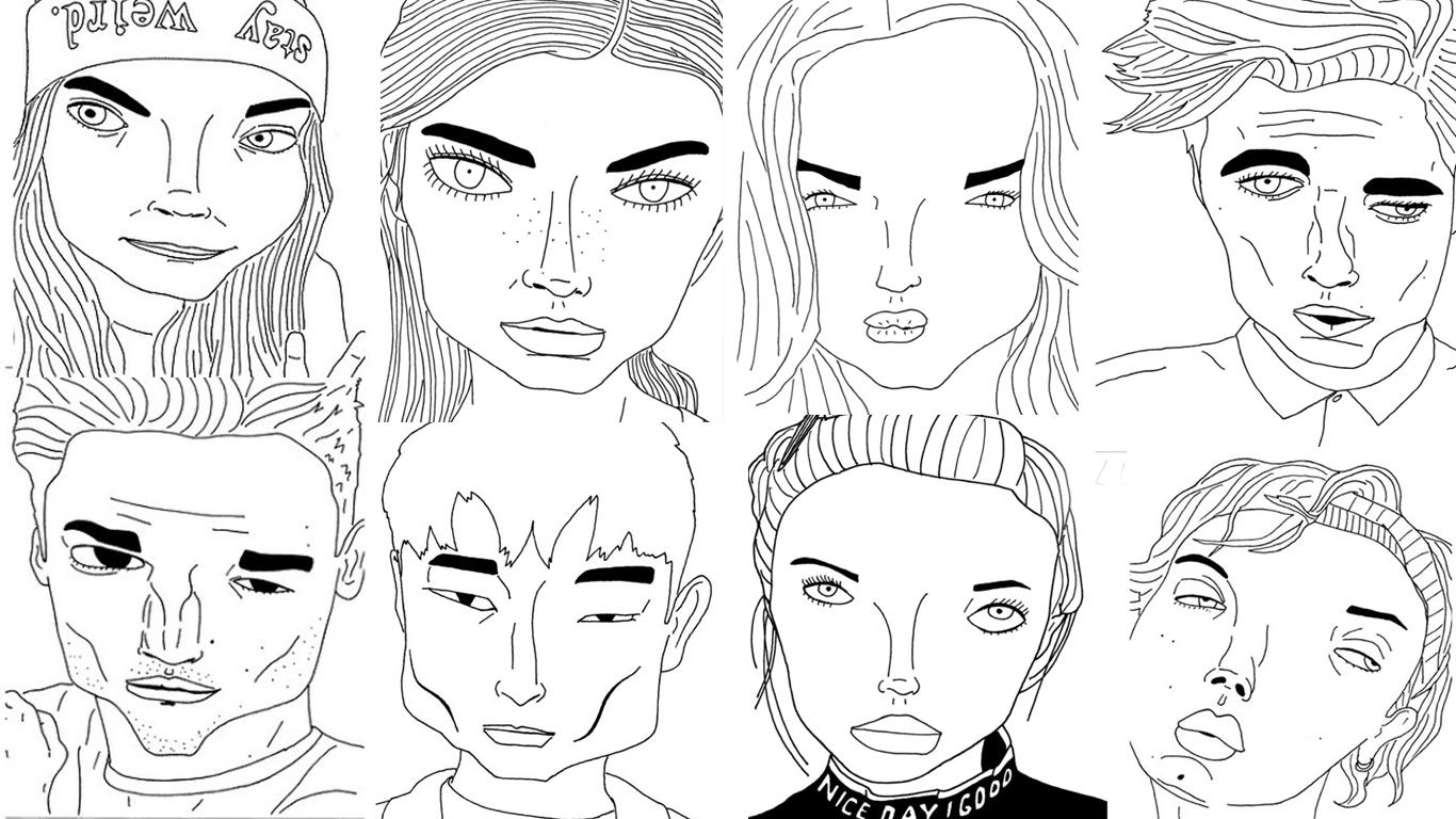 badly drawns