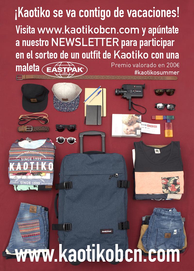 kaotiko-eastpak-sorteo-summer-outfit-maleta