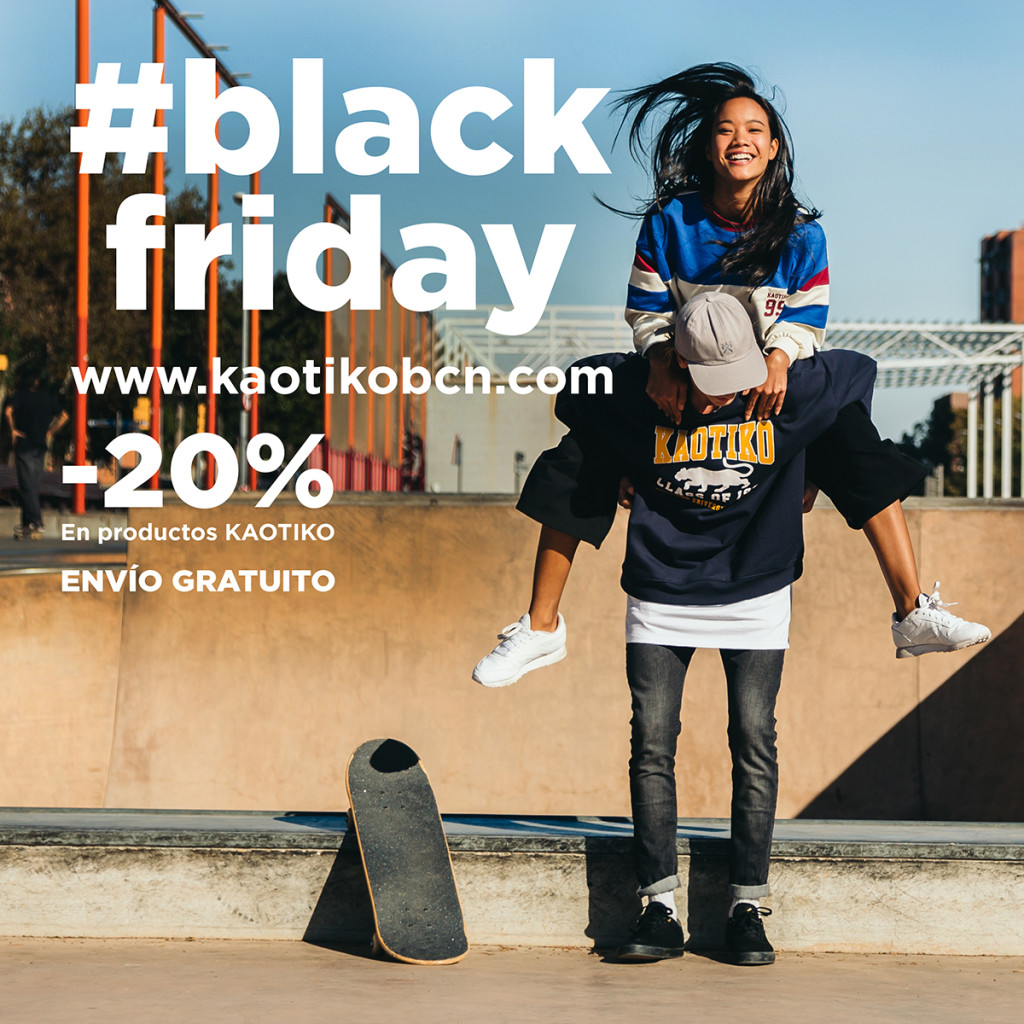 black friday kaotiko