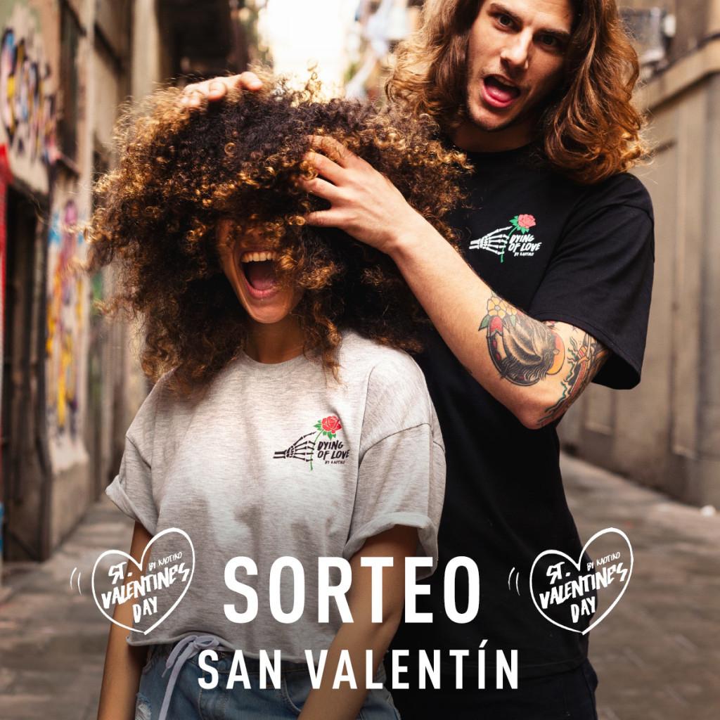 SORTEO SAN VALENTIN BLOG